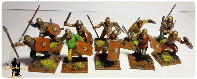 Guerreros Celtas