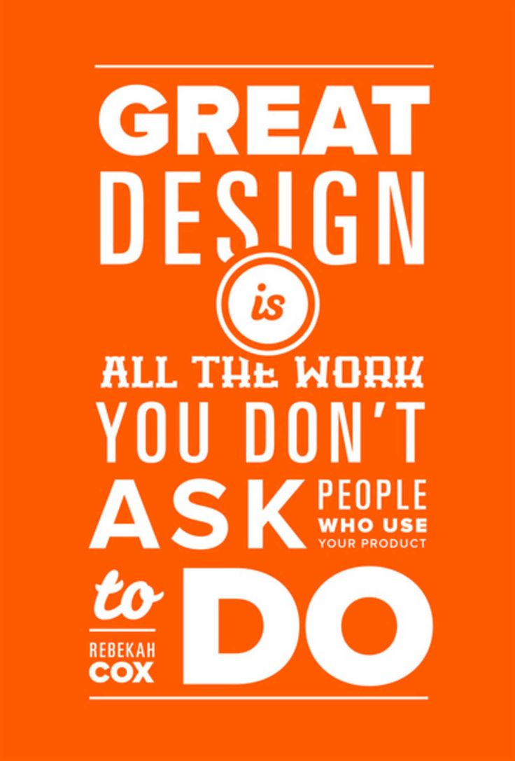 Poster design quotes - 20 Inspiring Posters With Design Quotes