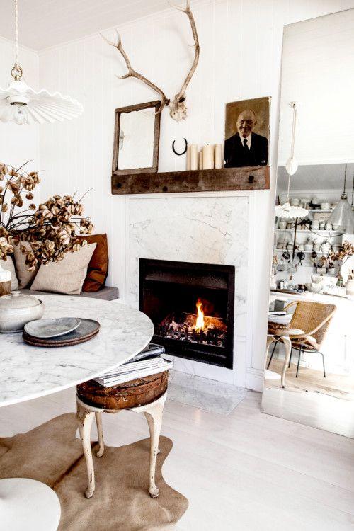 Kara Rosenlund's livingroom