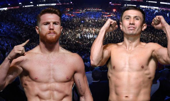 Canelo vs GGG LIVE: Build-up to Gennady Golovkin's title defence against Saul Alvarez