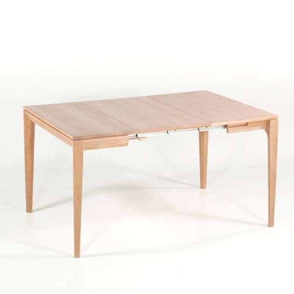 Console Extensible Contemporaine En Bois Massif Buzz 4 Pieds Tables Chaises Et Tabourets Coffee Table Home Decor Living Room Remodel