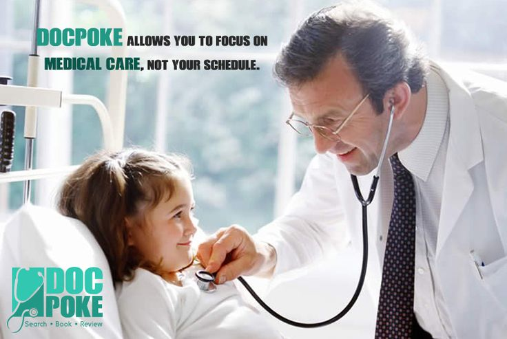 #DocPoke allows you to focus on #medical care, not your schedule.