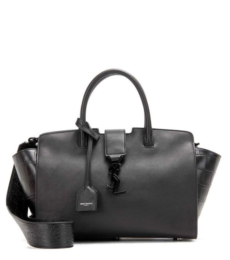 mytheresa.com - Baby Cabas Monogram leather tote - Luxury Fashion for Women / Designer clothing, shoes, bags