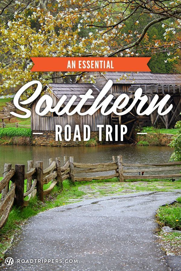 Try out these Southern travel destinations in Kentucky, Louisiana, Georgia, and Tennessee