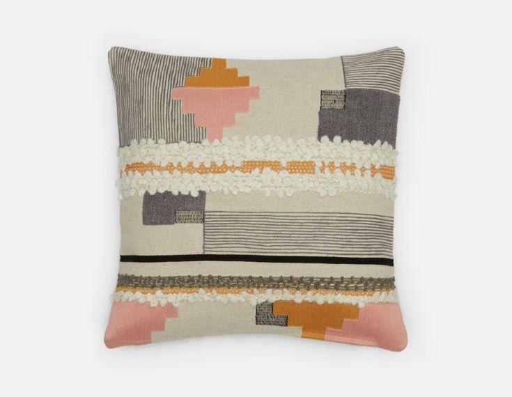 GISELA - Cushion 45cm x 45cm - Cream