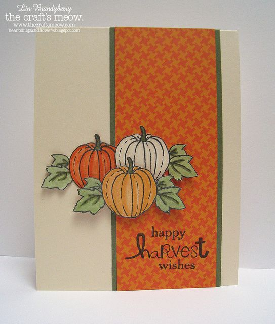 TCM October Release Blog Hop by quilterlin, via Flickr part of sentiment from Speaking of Fall