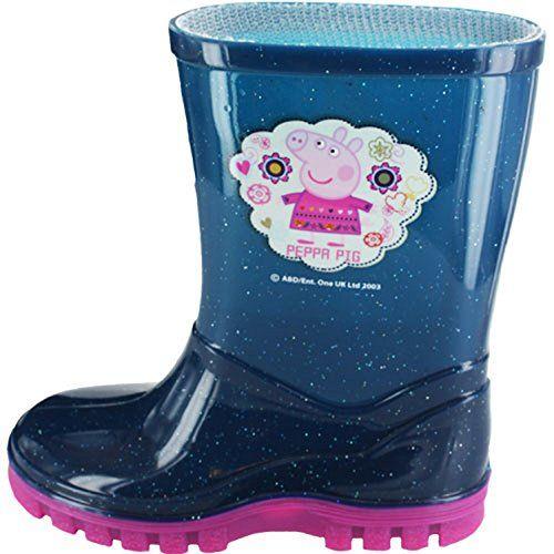 Peppa Pig - Mädchen Gummistiefel 27 - http://on-line-kaufen.de/clothes2shoes/peppa-pig-maedchen-gummistiefel-27