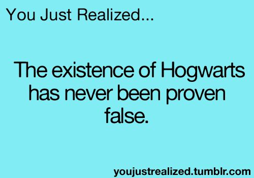 Well duh, it's got protections on it. To muggles it looks like an old run down castle.
