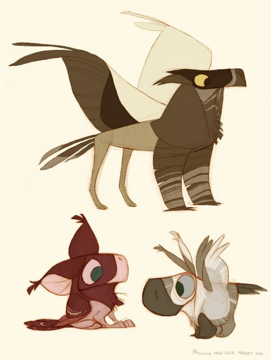 7 Animals With Grand Mythological Names