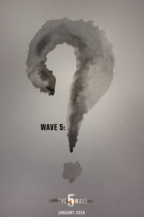 Are you ready for The 5th Wave? | in theaters on Jan 22, 2016 #5thWaveMovie