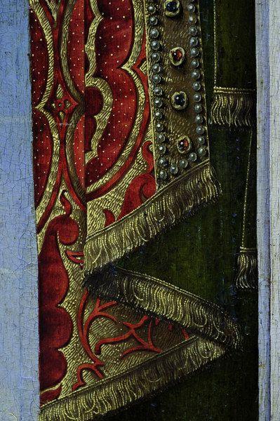 Van der Weyden, the last judgement, détail