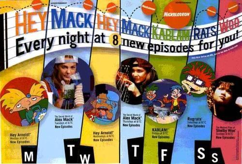 Nickelodeon Schedule