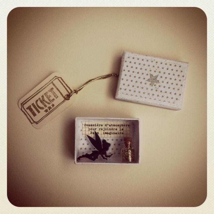 Les boîtes à bonheur | Le magasin de mots | Graine de Carrosse
