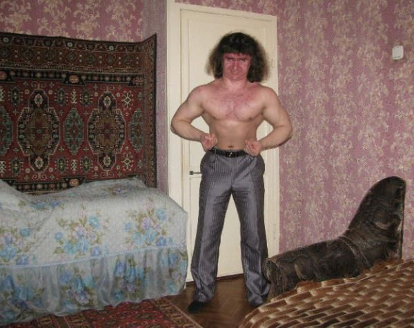 30 Completely Absurd Russian Dating Site Photos