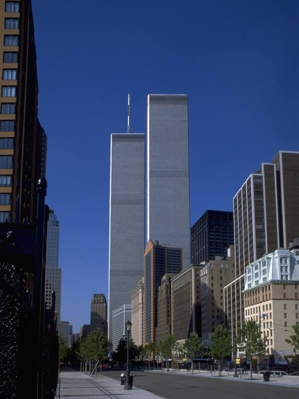 World Trade Center! Stood on the very top outside before they stopped people from doing that! Very awesome but scary! I miss living in NY!