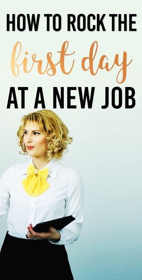 Best 25+ First day new job ideas on Pinterest First day job - first job interview
