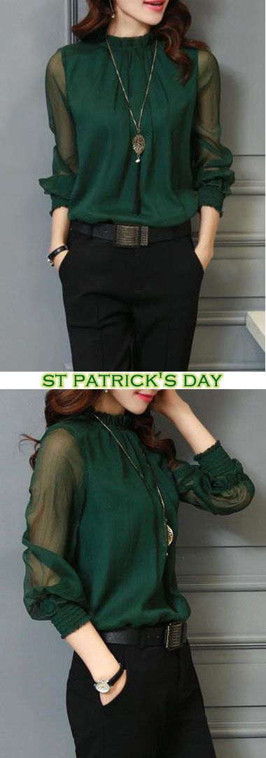 St Patrick's Day outfit for women at Rosewe.com, free shipping worldwide, check it out.