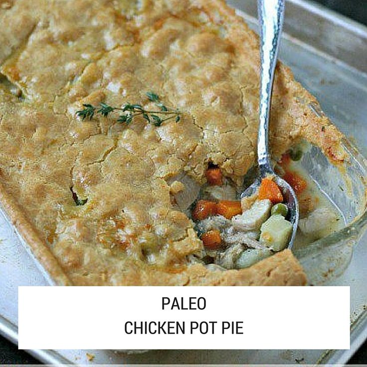 Freezer Chicken Pot Pies Recipe — Dishmaps