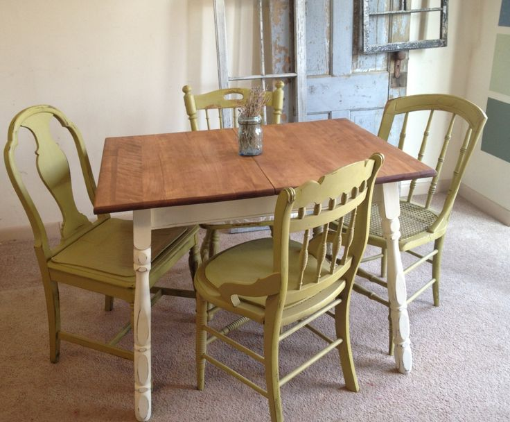 nice cheap kitchen table chairs for Comfortable
