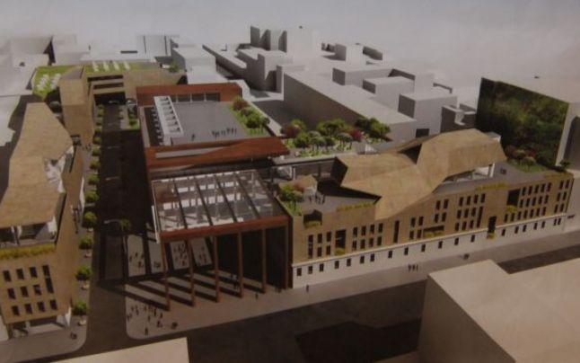 sper ca o sa fie rooftop gardens -   Centrul Cultural Transilvania, proiect de 64 de milioane de euro la Cluj