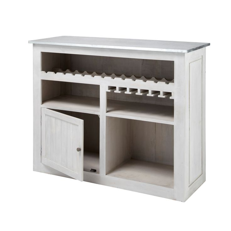 Meuble de bar ZINC