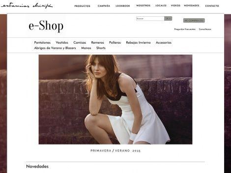Descubrí la tienda online de Estancias Chiripa: PANTALONES · VESTIDOS · CAMISAS · REMERAS · POLLERAS · REBAJAS INVIERNO · ACCESORIOS · ABRIGOS · MONOS · SHORTS http://www.guiapurpura.com.ar/estancias-chiripa
