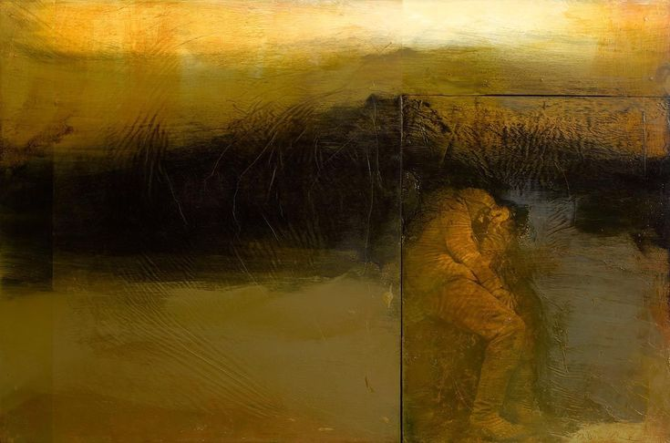 Hughie O'Donoghue, Far Country (2005) at Morgan O'Driscoll Art Auctions