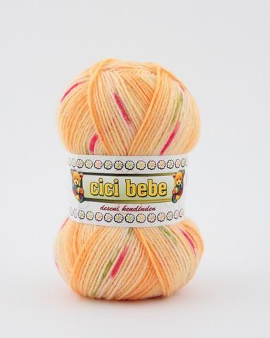 Cicibebe 595-11 - Mango Sprinkles