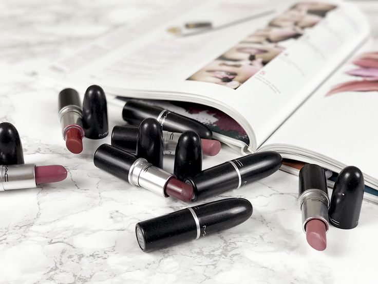 Beauty: My MAC Lipstick collection.