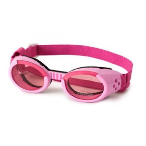Interchangeable Lens Pink/Pink Dog Goggles – Bark Label