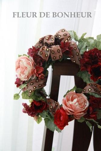Xmas wreath 2011