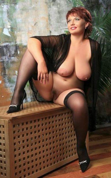 Curvy mature nudes