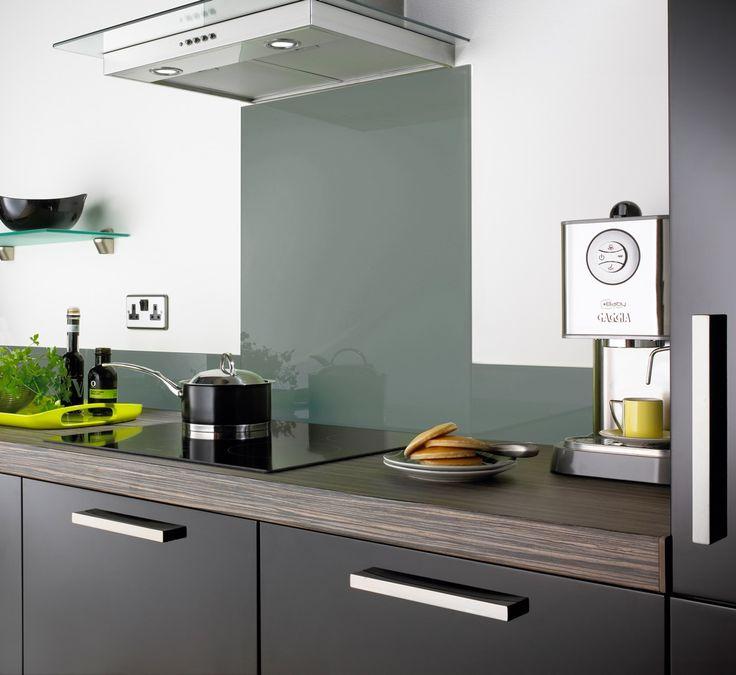 A Neutral Splashback Is The Pefect Accompaniment To Any Kitchen Design  Scheme. #kitchens #