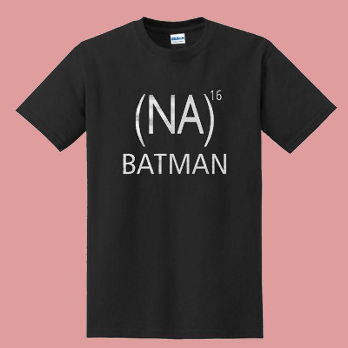NA Batman Unisex Adult T Shirt
