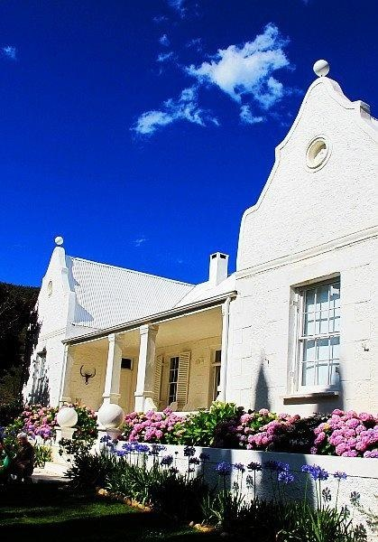 Klein Karoo farmhouse south africa