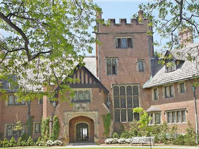 stan hywet hall essay At the holidays, less is always more  santa claus and my festive husband at stan hywet hall & gardens,  an essay against modern superstition.