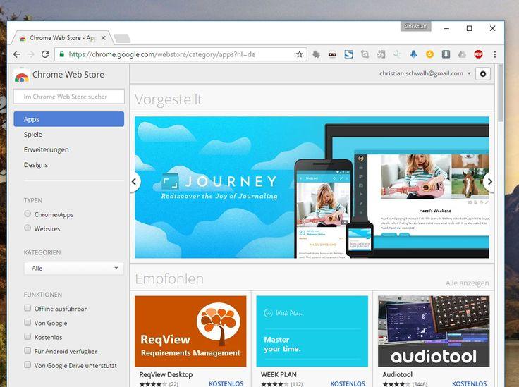 Google Chrome (64 Bit) 58.0 Final Deutsch: Google Chrome in der 64-Bit-Variante für Windows.
