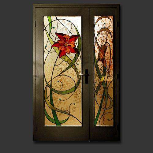 17 meilleures id es propos de mod les de vitraux sur for Miroir vitrail modeles