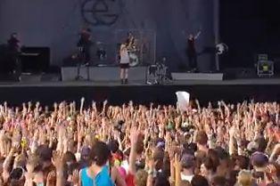 Lollapalooza 2013 Live Webcast Stream - Saturday, August 3rd - Socks On An Octopus