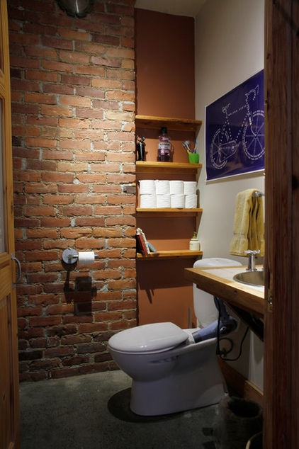 """My Houzz: Ecofriendly and Salvaged Style in a Montreal Triplex 