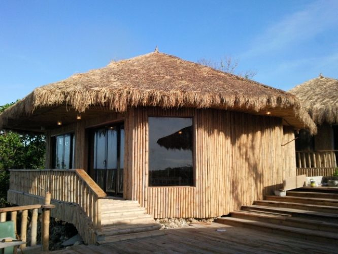 26 best images about collection bahay kubo on pinterest for Modern nipa hut house design