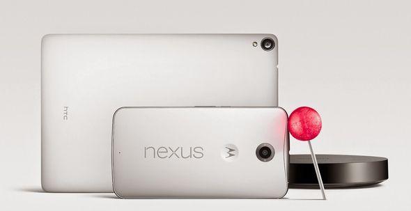 「Android L」は「Android 5.0 Lollipop」に 新Nexus端末は11月発売