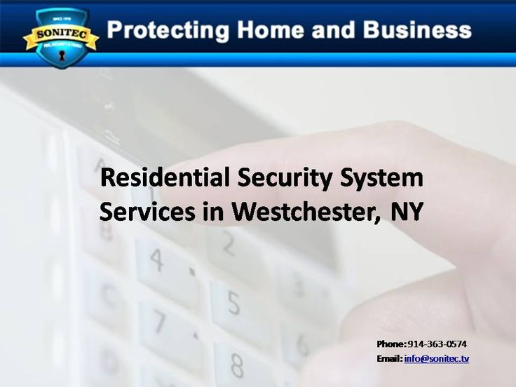 In this slide, professionals at Sonitec Fire, Security& Video mention tips for residential security. They have been designing and installing residential security systems for over 40 years. Read More Here http://centralsonitec.com/2015/04/slideshowresidential-security-system-services-in-westchester-ny/