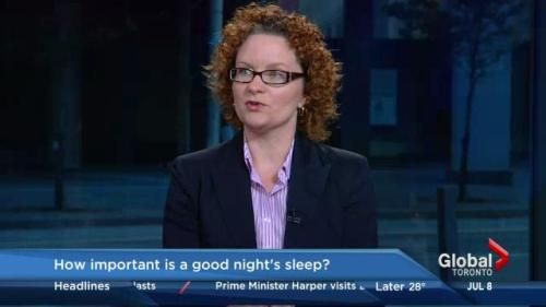The necessity of sleep with Dr. Colleen Carney