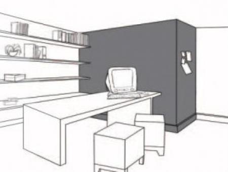 Interieur tips voor kamer inrichting gebruik de werking van kleur ruimte kleur histor - Kleur voor volwassen kamer ...
