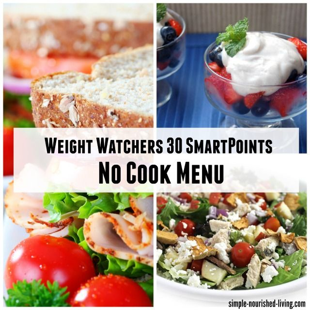 74 best images about Weight Watchers Weekly Menus, Meal Plans with ...