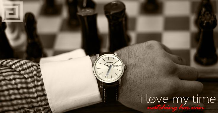 This Valentine, its all about losing a game of chess, watching her win. Afterall,#ILoveMyTime #ValentinesWithDsigner #love #designer #watches #accessories #fashion #wristwear
