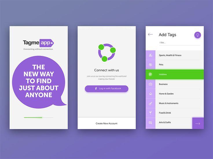 Tagme Mobile App by N Kumar