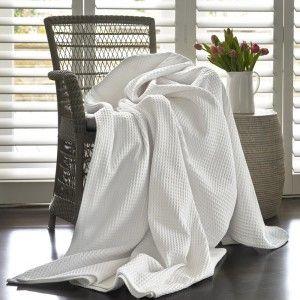 Baksana Artemis Cotton Waffle Blanket