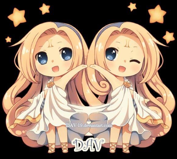 Anime Characters Gemini : Best anime food chibis images on pinterest kawaii